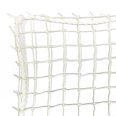 Dynamax Sports Golf Practice Barrier Net, White, 15X15-ft