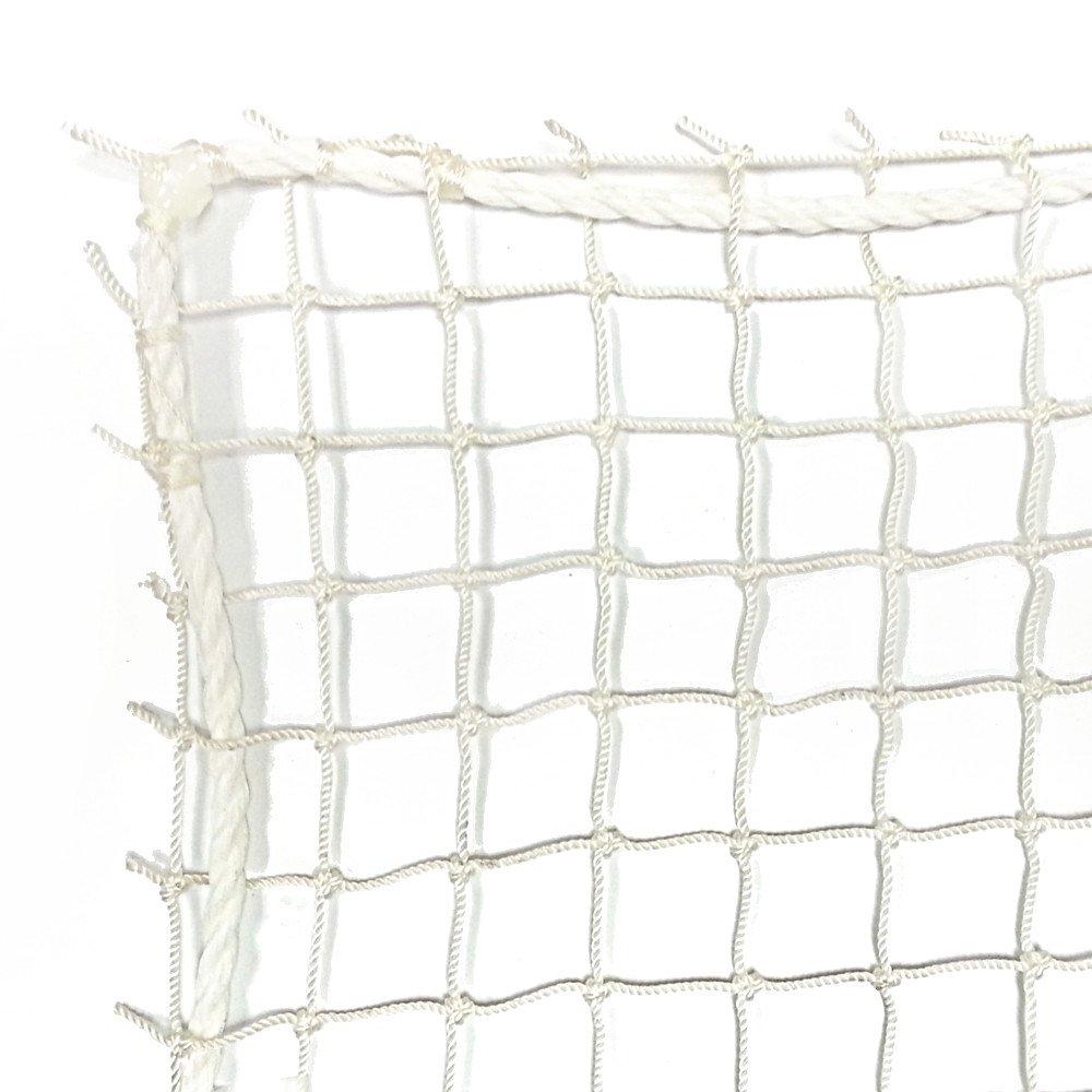 Dynamax Sports Golf Practice/Barrier Net, White, 10X20-ft