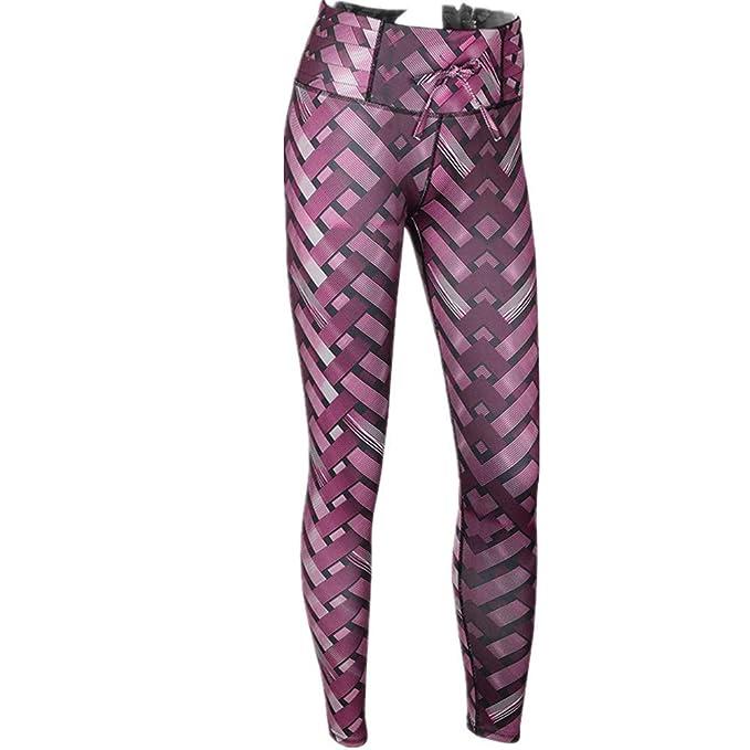SXZG Nuevos Pantalones De Yoga De Costura De Malla para ...