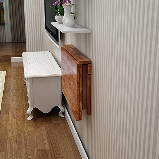 FF Mesa Plegable de Pared Mesa Plegable Plegable De Pared, Mesa ...