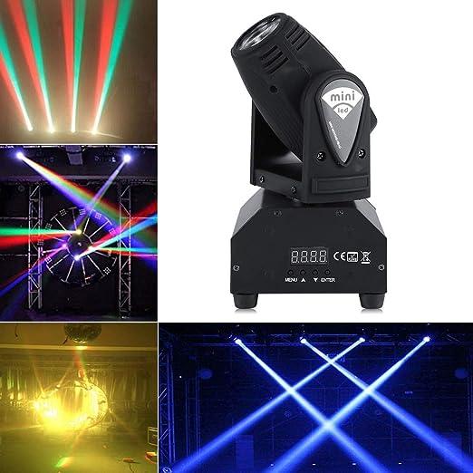 Zoternen 2 Piezas Iluminación de LED de Escenario RGBW Portátil ...