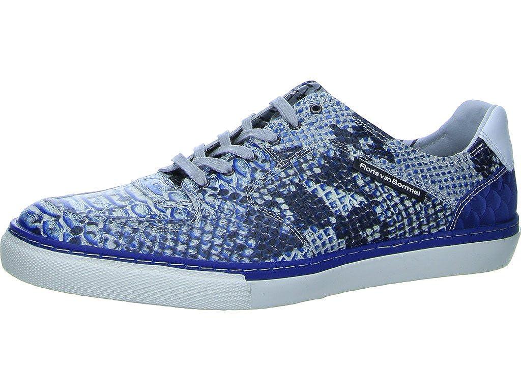 Floris van Bommel Herren Sneaker 16252 Sneaker Herren Blau 3a0149
