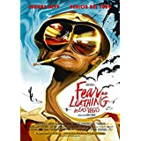 Fear & Loathing In Las Vegas Movie Film Cinema A3 Poster / Print / Picture 280GSM Satin Photo Paper by OMG Printing