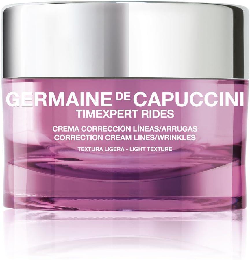 Germaine de Capuccini - Timexpert Rides, Crema Ligera Corrección Líneas/Arrugas 50ml