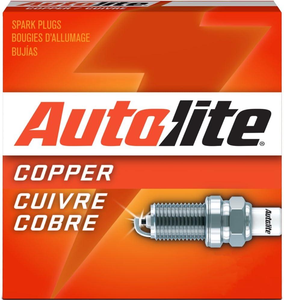 Autolite 4062 Copper Resistor Spark Plug