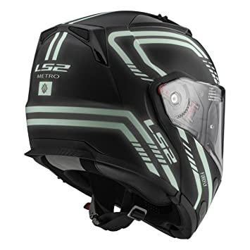 Amazonfr Casque Modulable Ls2 Helmets Ff324 Metro Firefly Xl