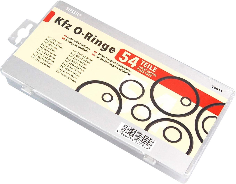 O Ringe Null Ring Dichtring 4 Stück NBR 70 Innen Ø 20 mm x 2,0 mm Schnurstärke