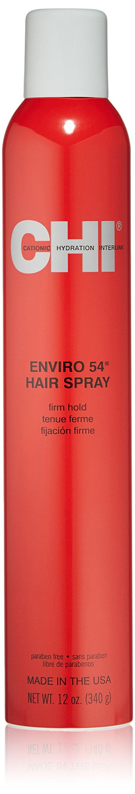 CHI Enviro 54 Firm Hold Hair Spray, 12 Oz by CHI