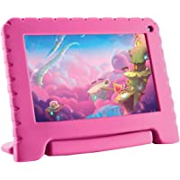 Tablet Kid Pad Lite, Multilaser, Nb303, 8, 7'', Rosa