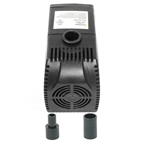 Amazon Com Sunnydaze 200gph Submersible Water Pump With 6 Foot