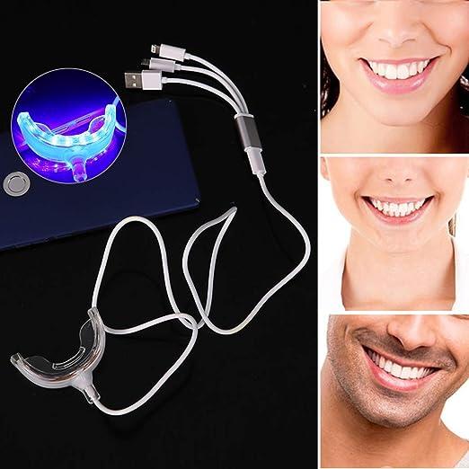 Amazon Com Teeth Whitening Light Luminescence Teeth Whitener
