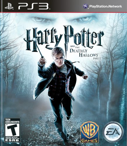 Harry Potter and the Deathly Hallows Part 1 - Playstation 3 (Ps3 Wand)