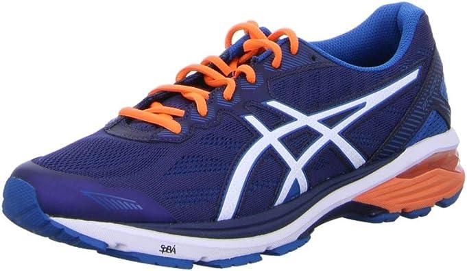 Asics Gt-1000 5, Zapatillas de Running para Hombre, Azul ...