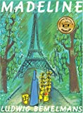 Madeline by Ludwig Bemelmans front cover