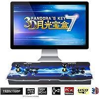 TAPDRA 3D Pandora Key 7 Retro Arcade Game