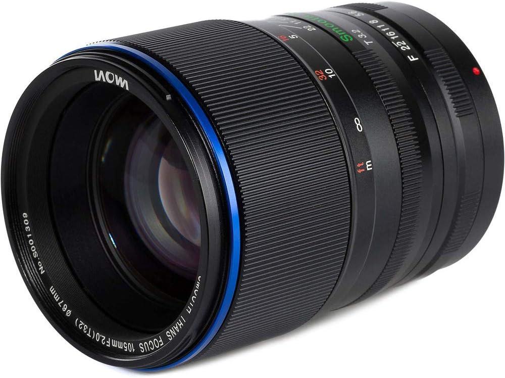 Venus Laowa 105mm f/2 (T/3.2) Smooth Trans Focus (STF) Lens for Nikon AI Mount