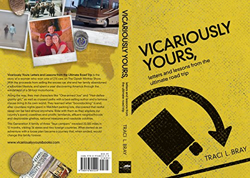 Vicariously Yours, Letters and Lessons from the Ultimate Road Trip