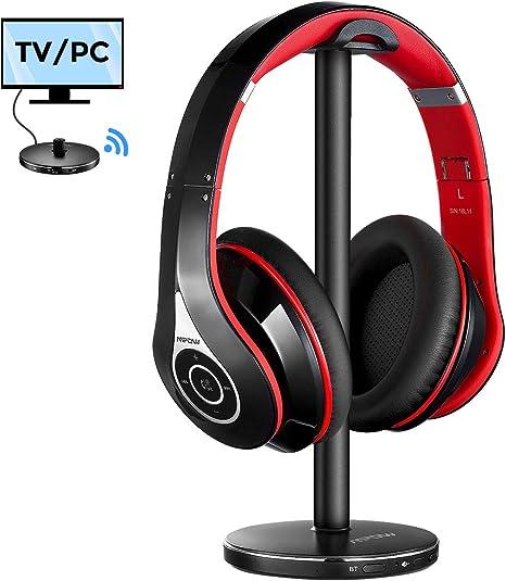 Mpow Wireless Headphones For Tv Bluetooth Headphones Amazon Co Uk Electronics