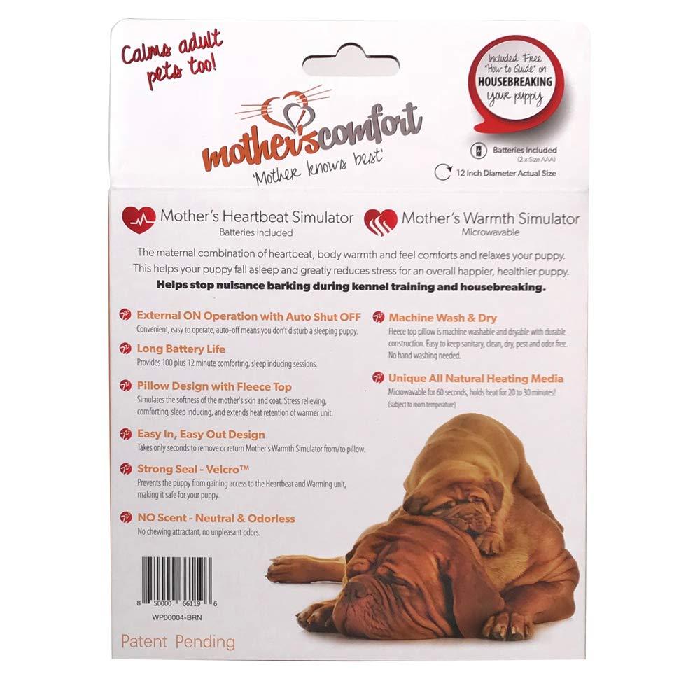 Amazon.com: Heartbeat - Almohada: Mascotas