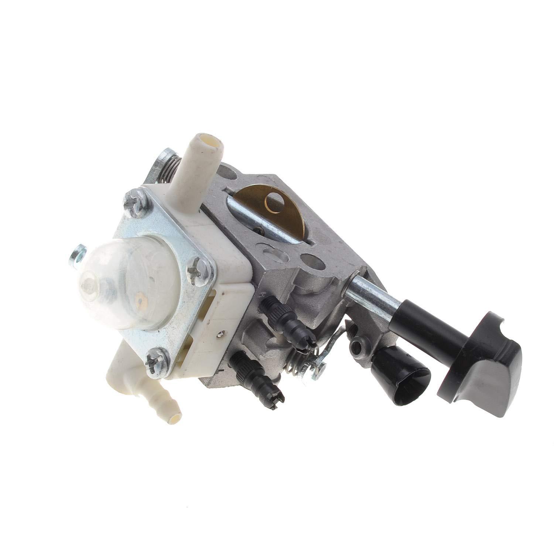 Jardiaffaires carburador Adaptable para soplador Stihl SH56 ...