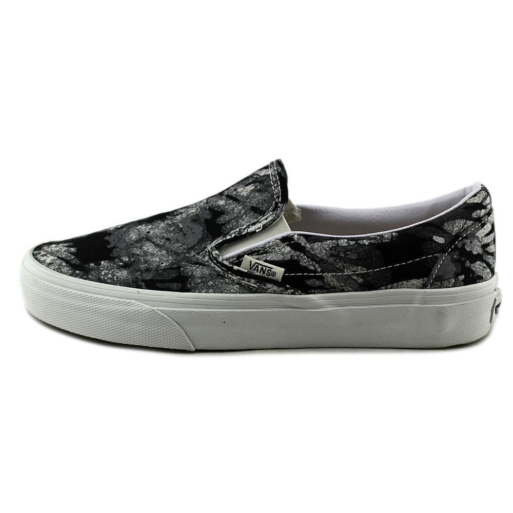 Vans Classic Slip On Mujer Zapatillas Gris: Amazon.es: Zapatos y complementos