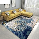 Carpets - synthetic - nordic abstract style, Study, Bedroom, Coffee table mat-G 80x120cm(31x47inch)