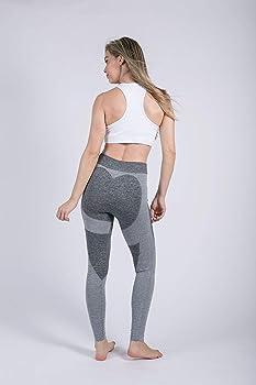 Pantalones Deportivos para Mujer Pantalones De Chándal Gris ...