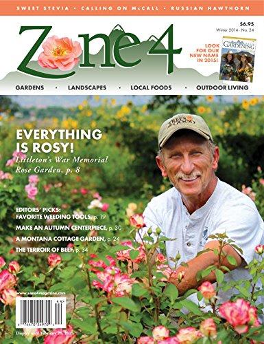 Zone 4 Magazine, Winter 2014
