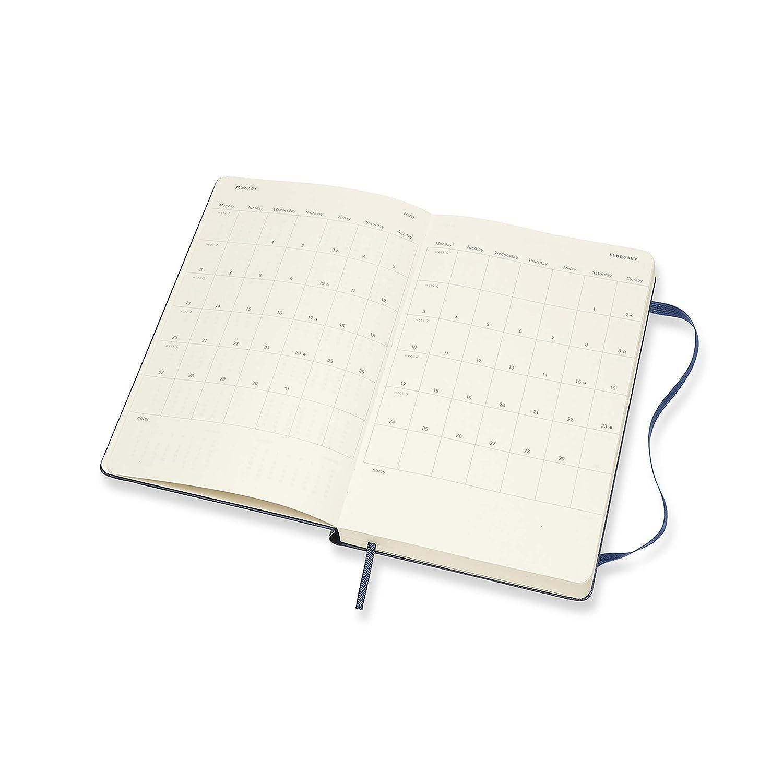 Amazon.com: Moleskine - Planificador diario de 12 meses ...