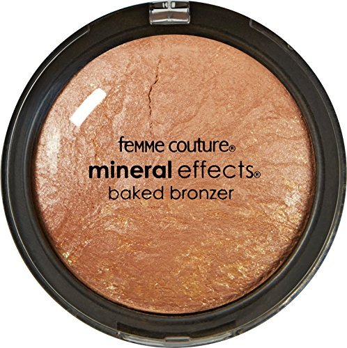 Femme Couture Mineral Effects Baked Bronzer Tropic Touch Tropical Touch