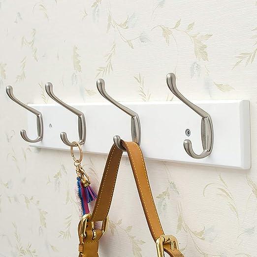 FuLov Percheros De Pared IKEA Madera Vintage Resistente ...