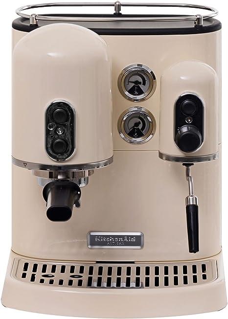 KitchenAid 5KES2102EAC - Cafetera combinada espresso/goteo, diseño ...