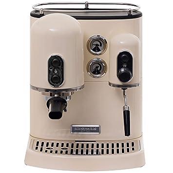 Kitchenaid Espresso Machine Artisan 5kes2102eac Almond Cream