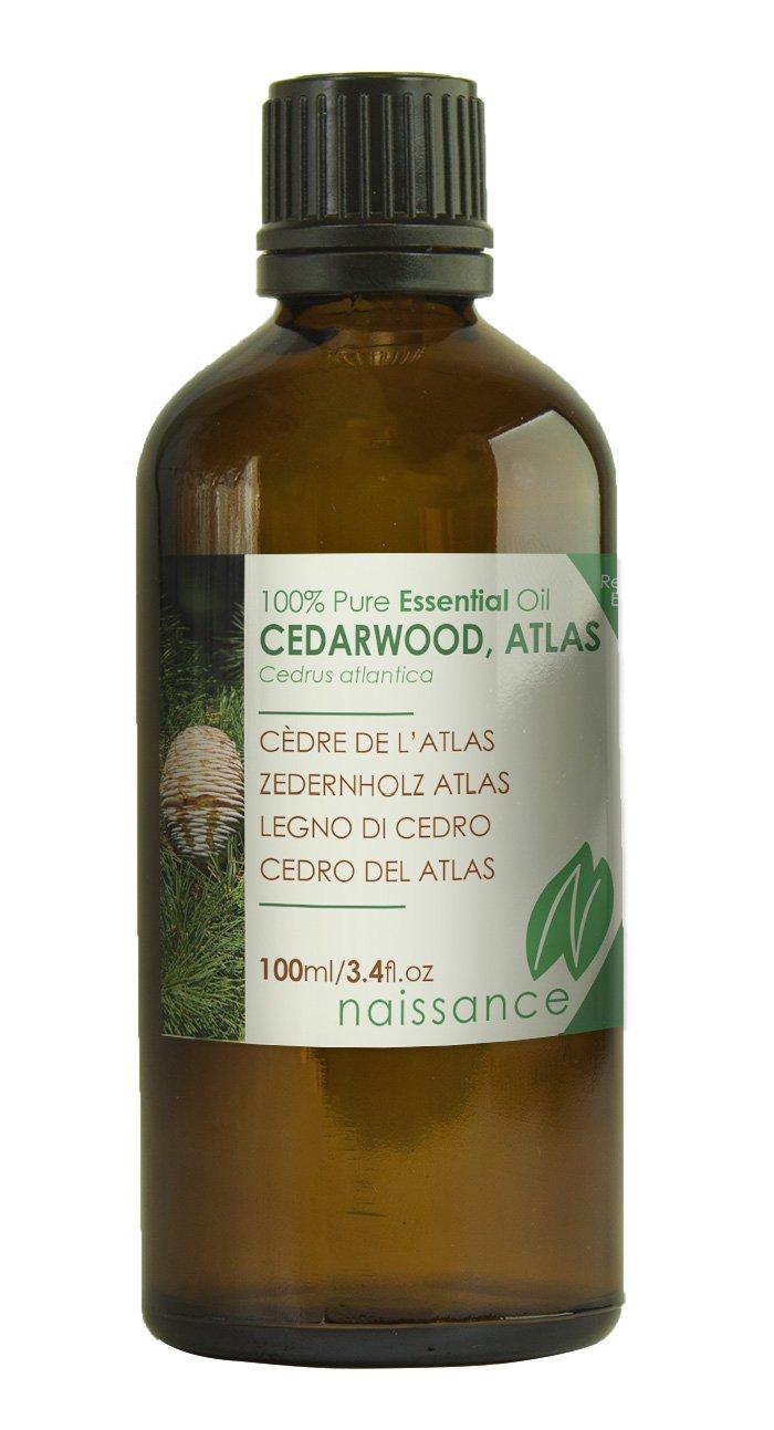 Naissance Cedro del Atlas - Aceite esencial 100% Puro 100ml