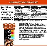 KIND Bars, Peanut Butter Dark Chocolate, 8g