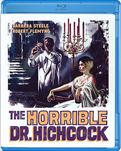 The Horrible Dr. Hichcock [Blu-ray]