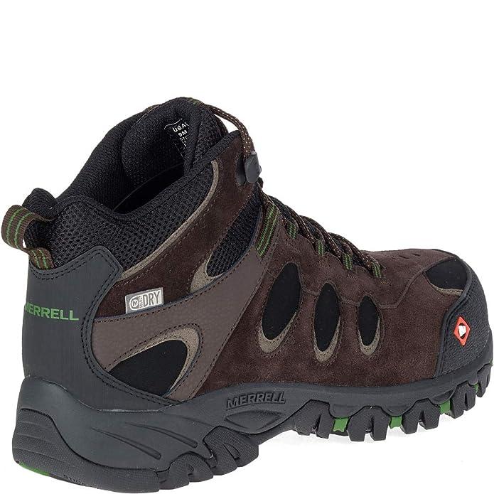 Merrell Ridgepass Bolt Mid Men's Composite Toe Hiker Safety Boot