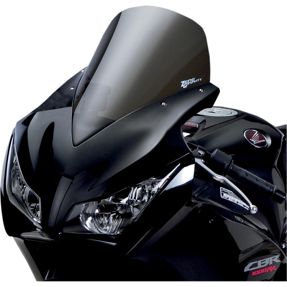 Zero Gravity Sport Touring Light Smoke Windscreen Yamaha FZ6R 2009-2013