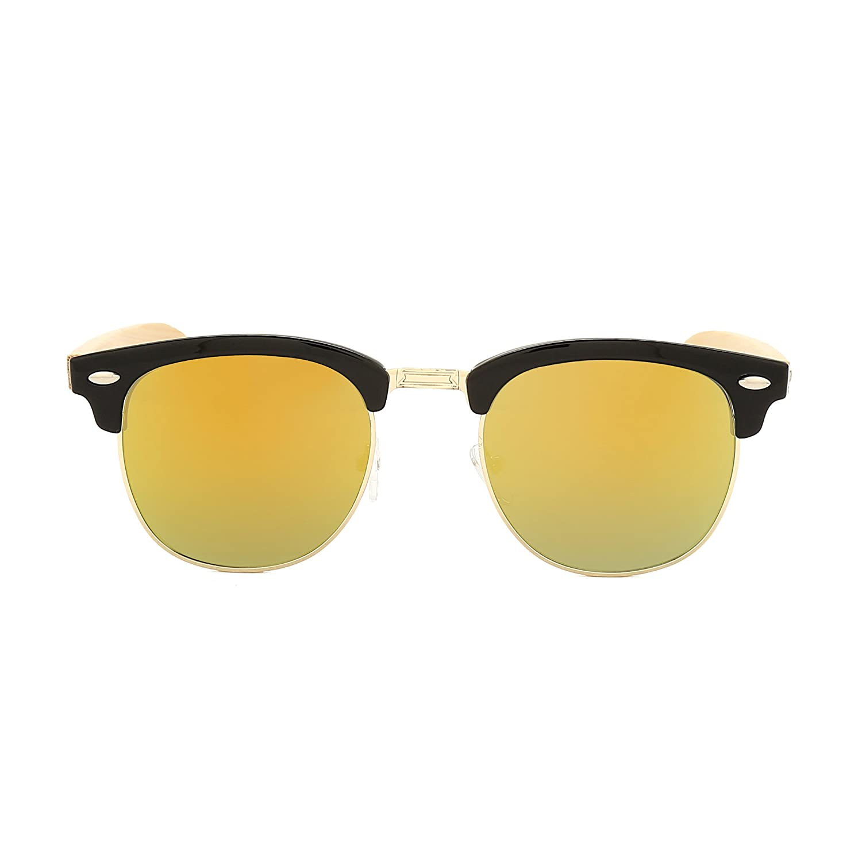 Amazon.com: SUNNY & Love Unisex Templos anteojos de sol de ...