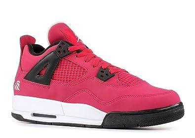55161f03f6c Amazon.com | Jordan 487724-601 GIRLS AIR 4 487724-601PINK | Basketball