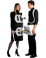 Rasta Imposta Plug and Socket Couples Costume Packaged Together