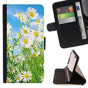 - Sun Flowers Flower Pattern - - Prima caja de la PU billetera de cuero con ranuras para tarjetas, efectivo Compartimiento desmontable y correa para la mu?eca FOR Samsung Galaxy Note 3 III N9000 N9008V N9009 King case