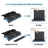 Kootek Vertical Stand for PS4 Slim / Regular