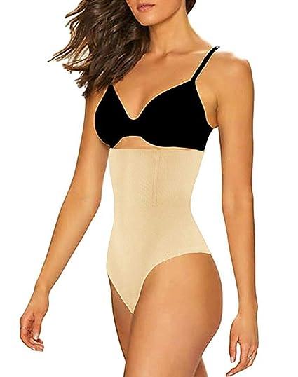 8572fc1026b FLORATA 328 Women Waist Cincher Girdle Tummy Slimmer Sexy Panty Shapewear