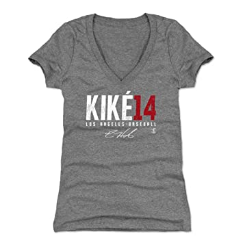 info for a6c59 cc4f4 Amazon.com : 500 LEVEL Enrique Hernandez Women's Shirt - Los ...