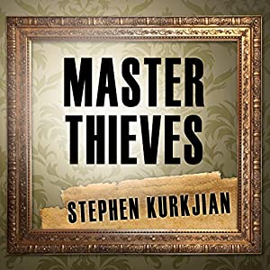 Master Thieves Audiobook
