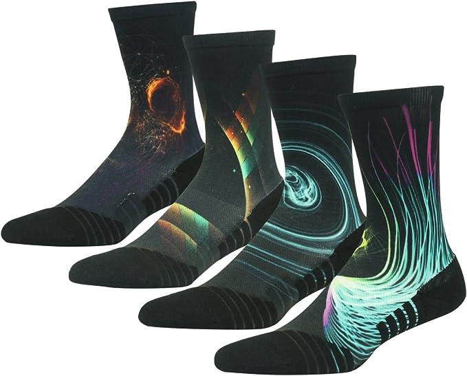 Amazon.com: Calcetines de senderismo Huso, unisex con ...