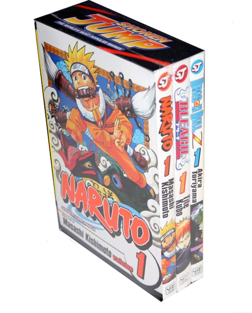 MANGA BEST SELLERS TRIPLE PACK: Amazon.es: Kishimoto: Libros en ...