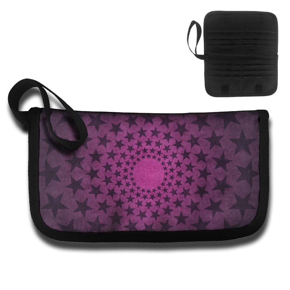 Gili Star Meditation Travel Passport /& Document Organizer Zipper Case