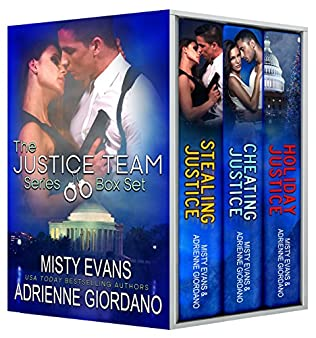 book cover of The Justice Team Box Set